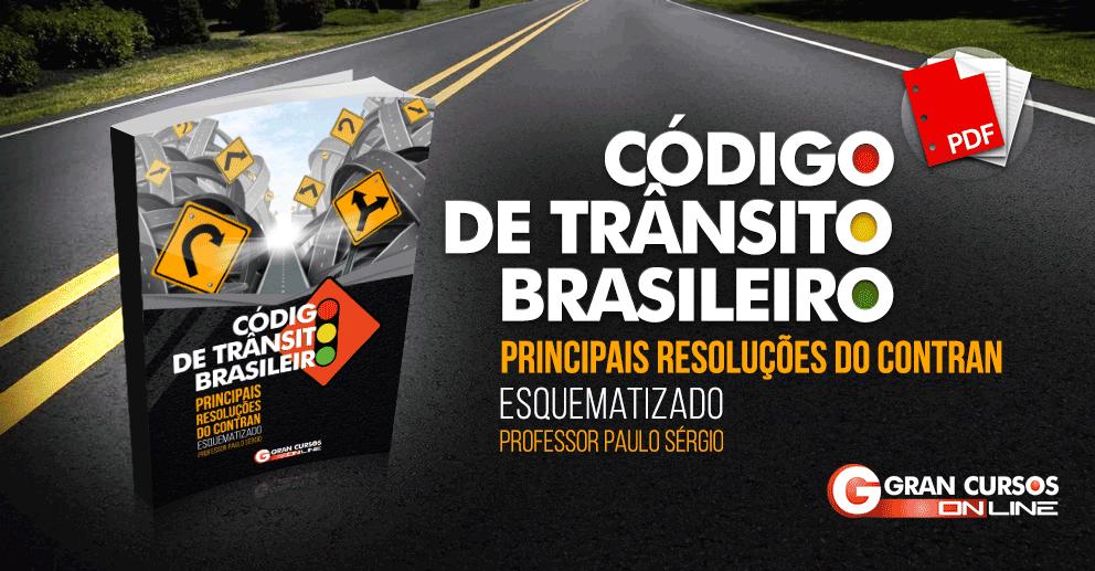 E-book | Código de Trânsito Brasileiro