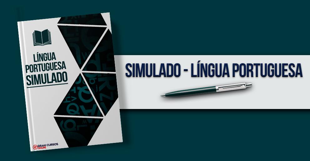 Simulado: Língua Portuguesa