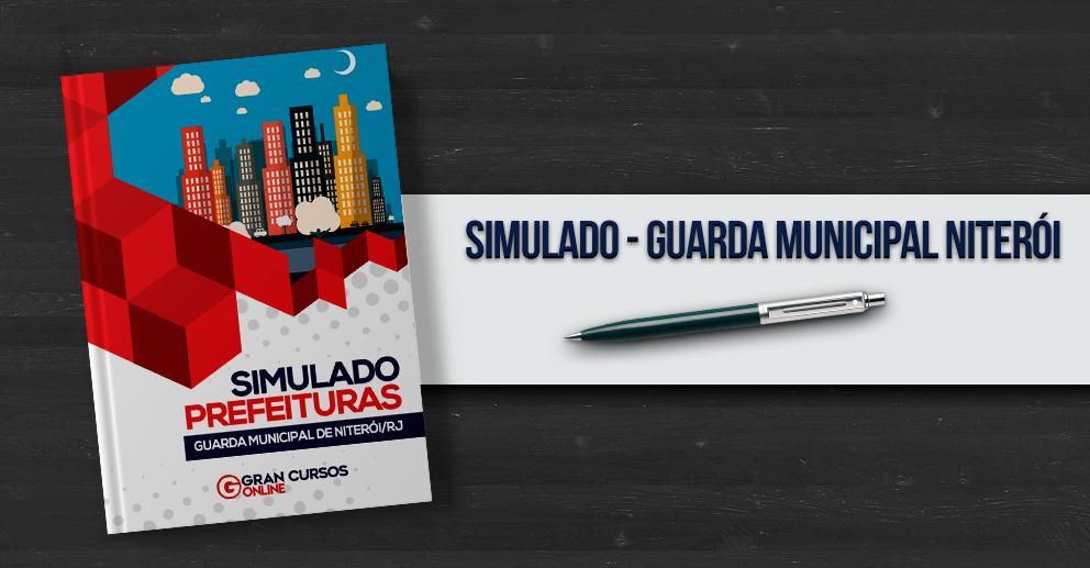 Simulado - Guarda Municipal Niterói