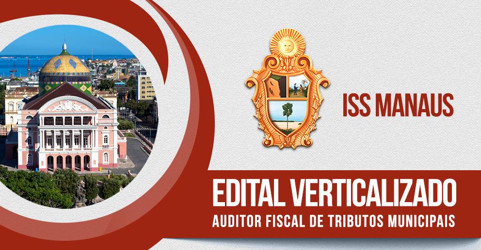 Edital verticalizado: Auditor Fiscal de Tributos Municipais