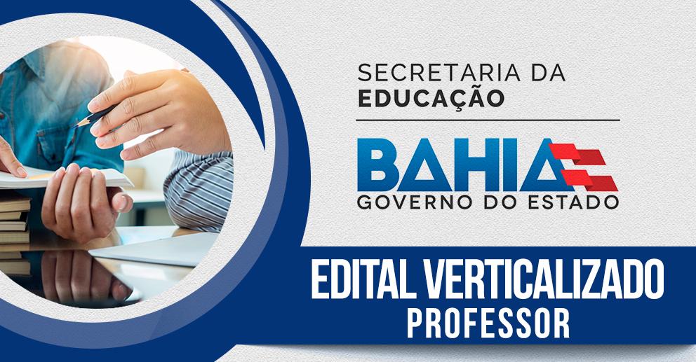 Secretaria da Educação - Professor