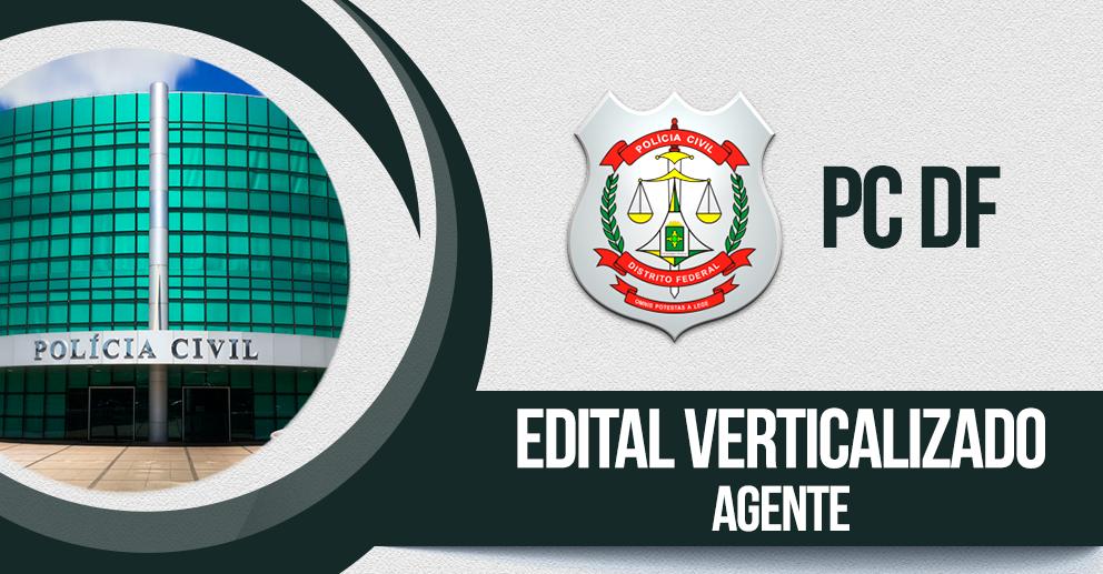 PCDF: Agente - 2013