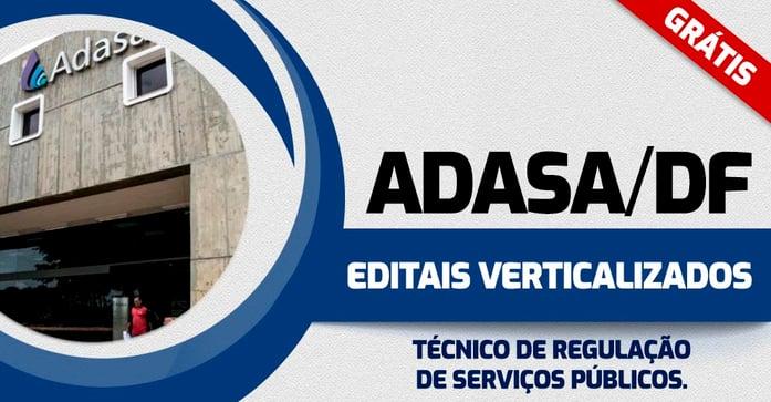 ADASA_Verticalizado Técnico de Regulação de Serviços Públicos._992x517