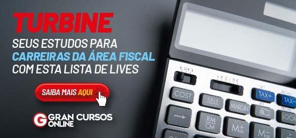 ARTES - TURBINE SEUS ESTUDOS PARA CARREIRAS DA ÁREA FISCAL COM ESTA LISTA DE LIVES_TOPO EMAIL - 600x280
