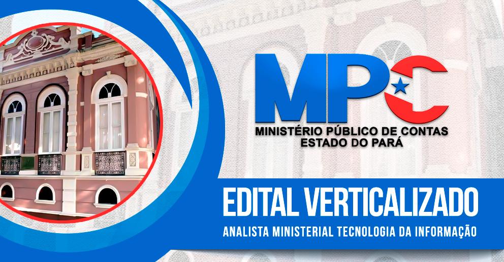 Verticalizado: Analista ministerial: Tecnologia da Informação