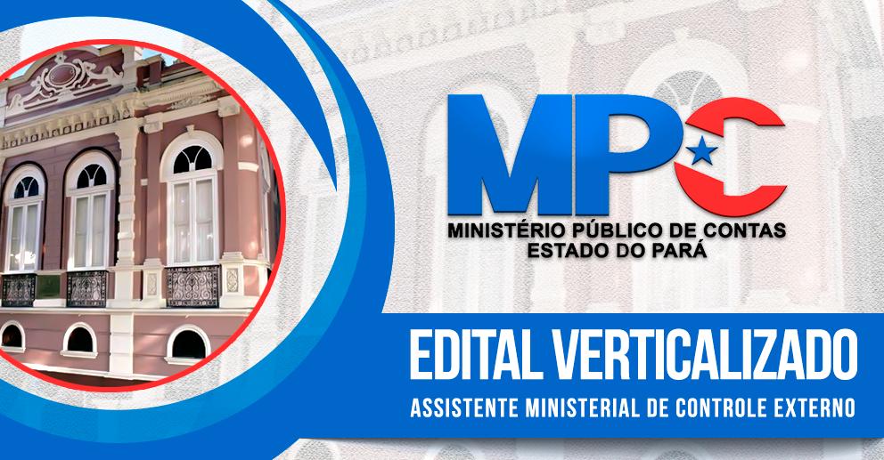 Verticalizado: Assistente Ministerial de Controle Externo