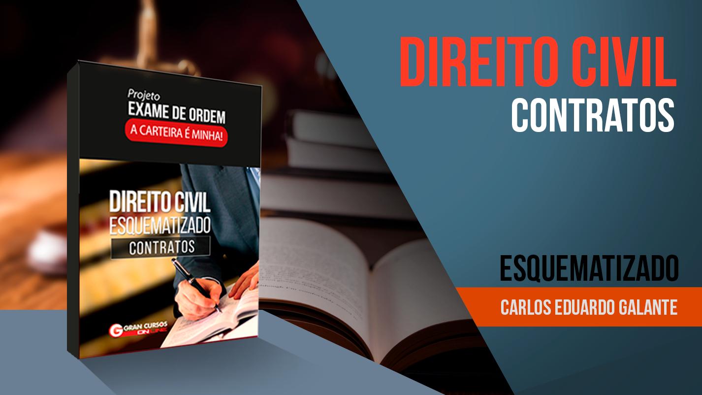 E-book gratuito - Direito Civil - Contratos - Eduardo Galante
