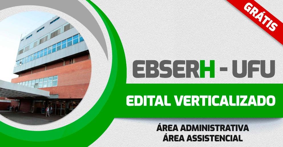 EBSERH - UFU Verticalizagdghdgdgdgdsgsg