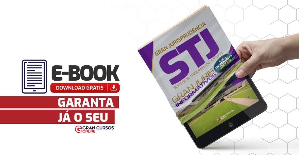 Gran Juris Informativos STJ - Mês Dezembro 2019 -LP 992x517