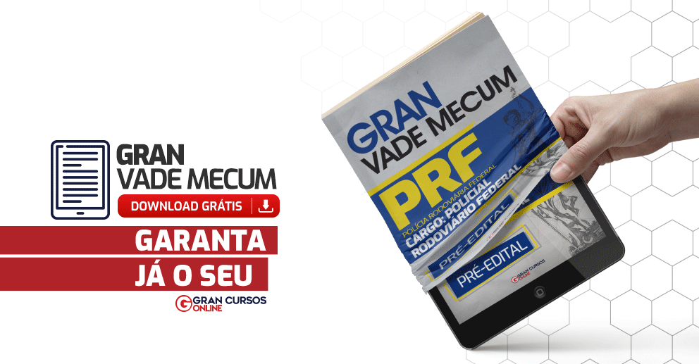 Gran-Vade-Mecum-PRF-Policial-Rodoviario-Federal-Pre-Edital