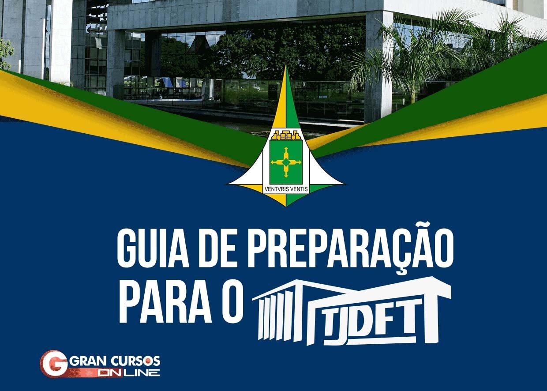 Guia de Preparação para o TJDFT