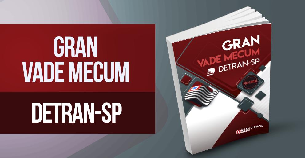 Gran Vade Mecum - Detran SP