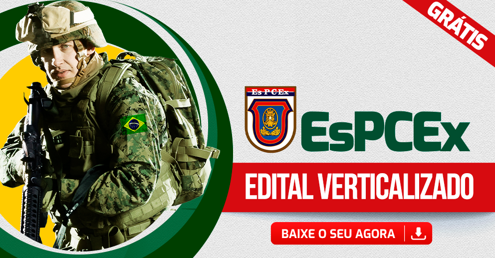 Edital Verticalizado EsPCEx
