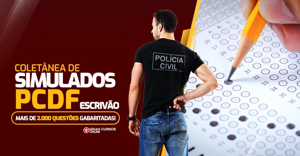 PCDF-Coletanea-Completa-de-Simulados-Escrivao