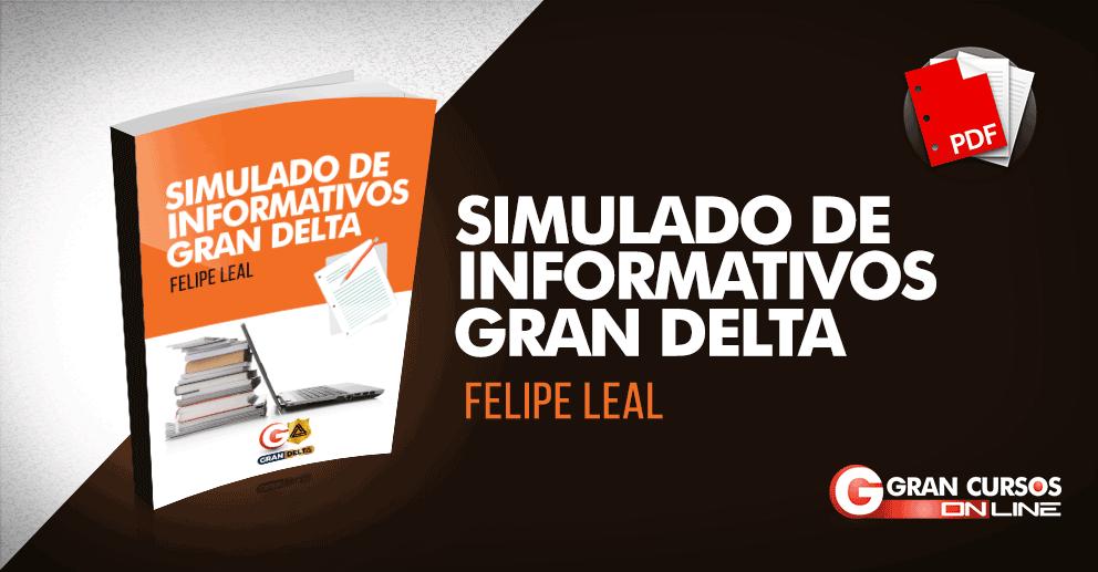 Simulado Informativo Delta