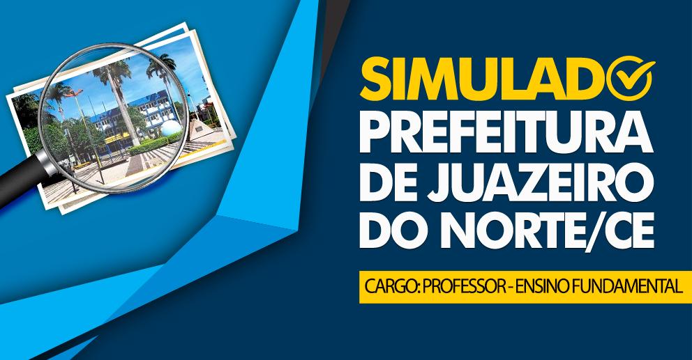Simulado-PREF-JUAZEIRO-LANDING
