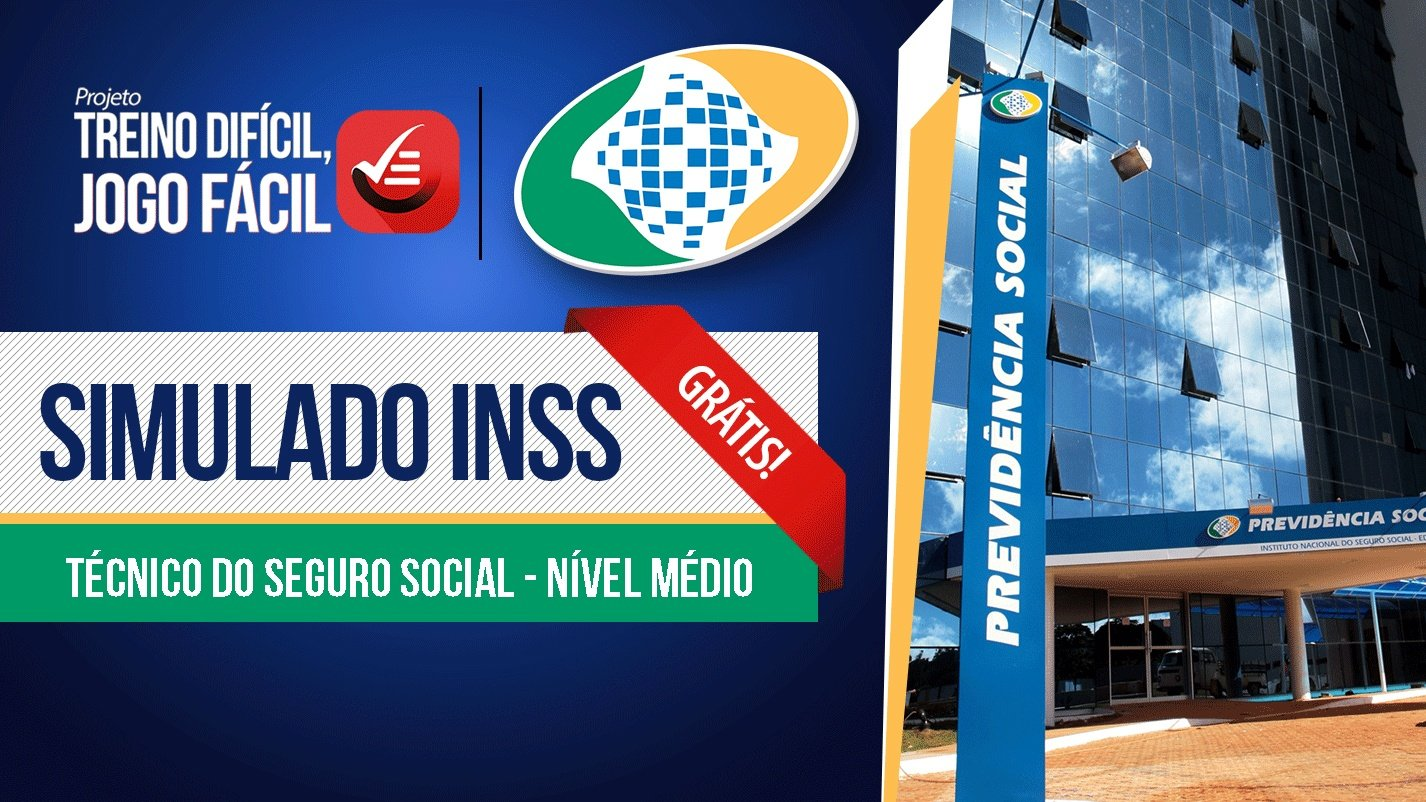 Simulado INSS