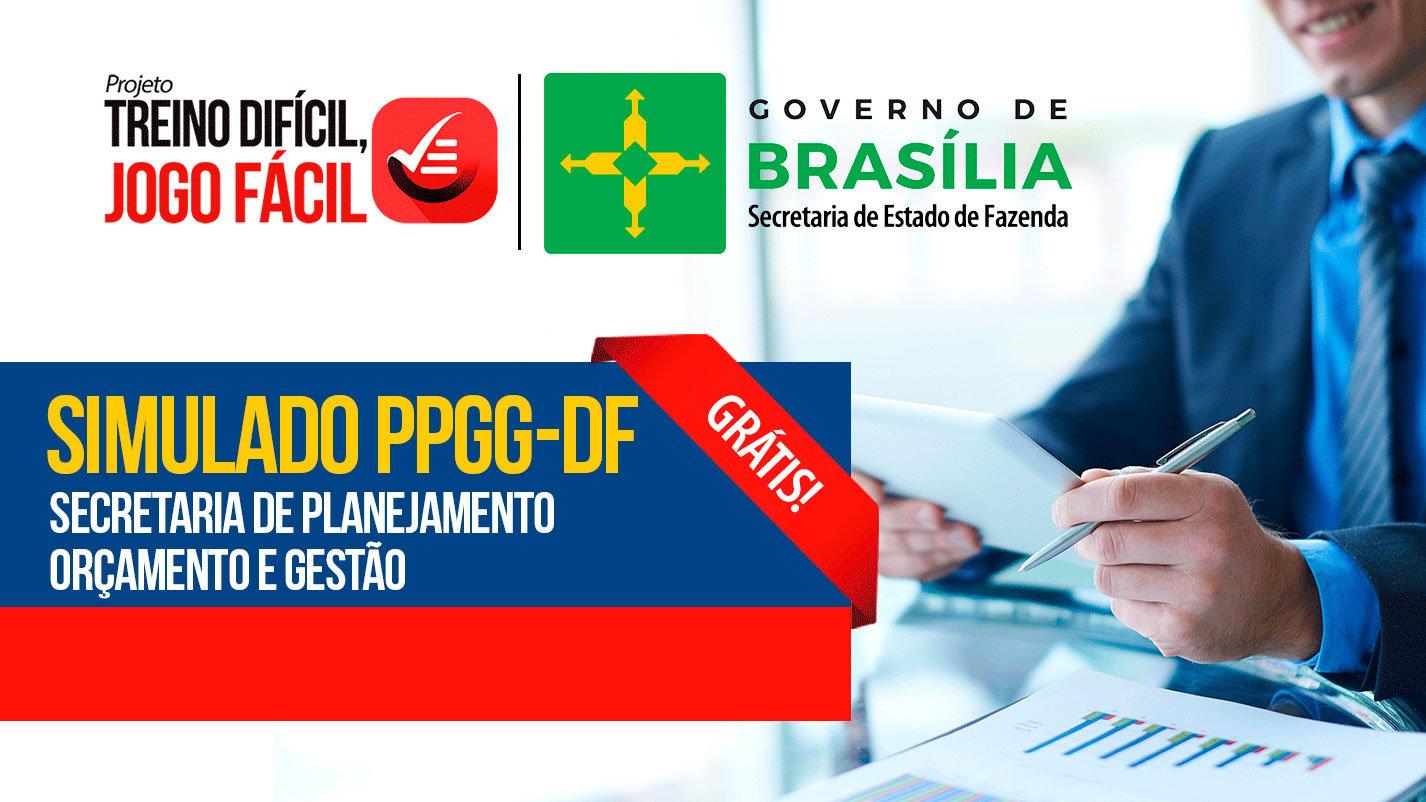 Simulado PPGG-DF