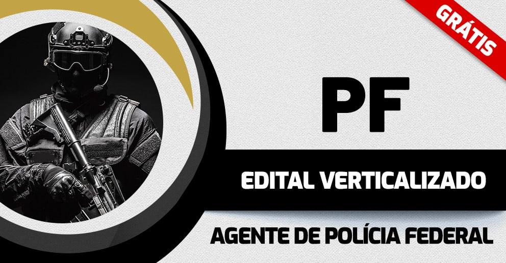 Verticalizado - PF Agente de Polícia Federal_992x517