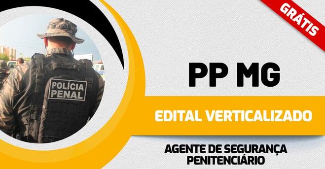 Edital Verticalizado PP MG