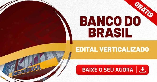 Edital Verticalizado Banco do Brasil