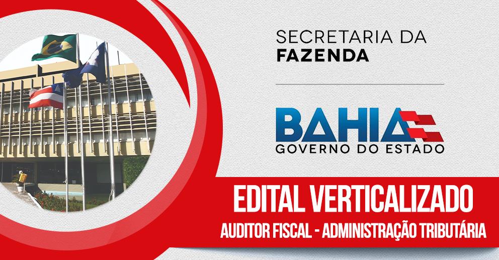 Verticalizado - Auditor Fiscal - Administração Tributária