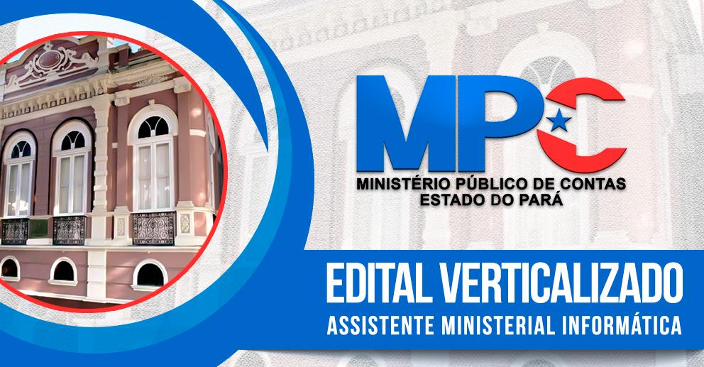 Verticalizado: Assistente Ministerial Informática