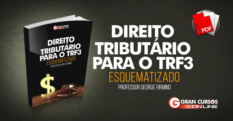 E-book Direito Tributário TRF 3