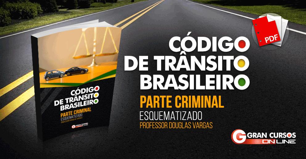 E-book codigo de transito brasileiro