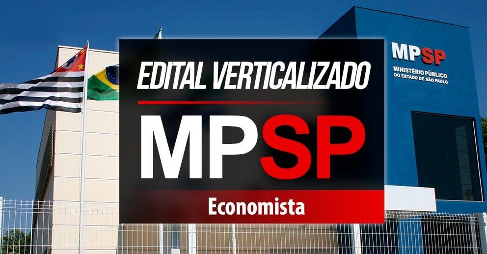 MP SP: Economista