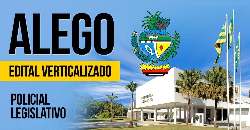 ALEGO - Policial Legislativo