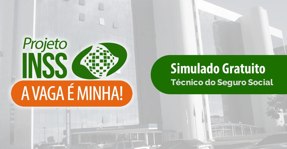 Simulado Gratuito - INSS
